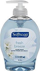 Softsoap Liquid Hand Soap, Fresh Breeze, 7.5 Fl Oz