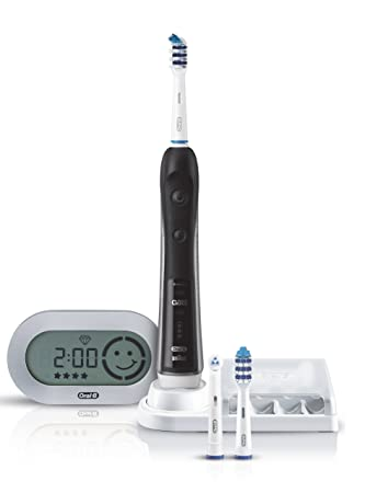 Oral-B Tri-Zone 5000 Electric Toothbrush Limited Edition  Amazon.co ... 23905fc73738e