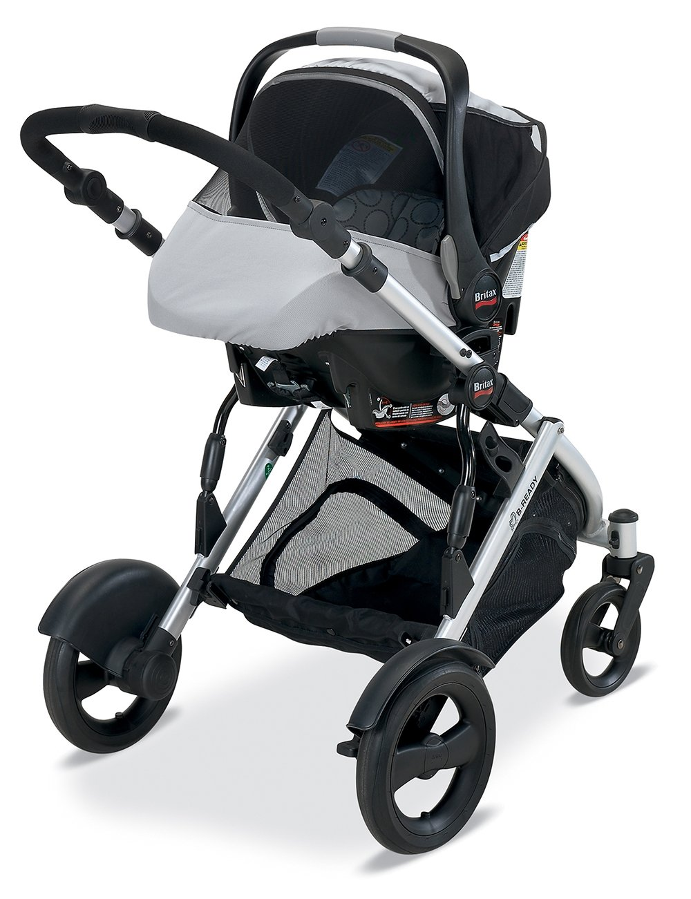 Britax Infant Car Seat Sun and Bug Cover by BRITAX