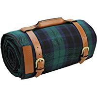 "87""X 67""Extra Large Picnic Blanket 
