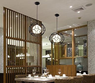 Moderno ristorante minimalista Lampadario creativo ...
