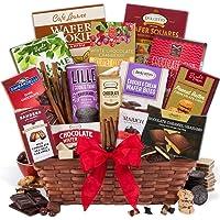 Chocolate Gift Basket Premium