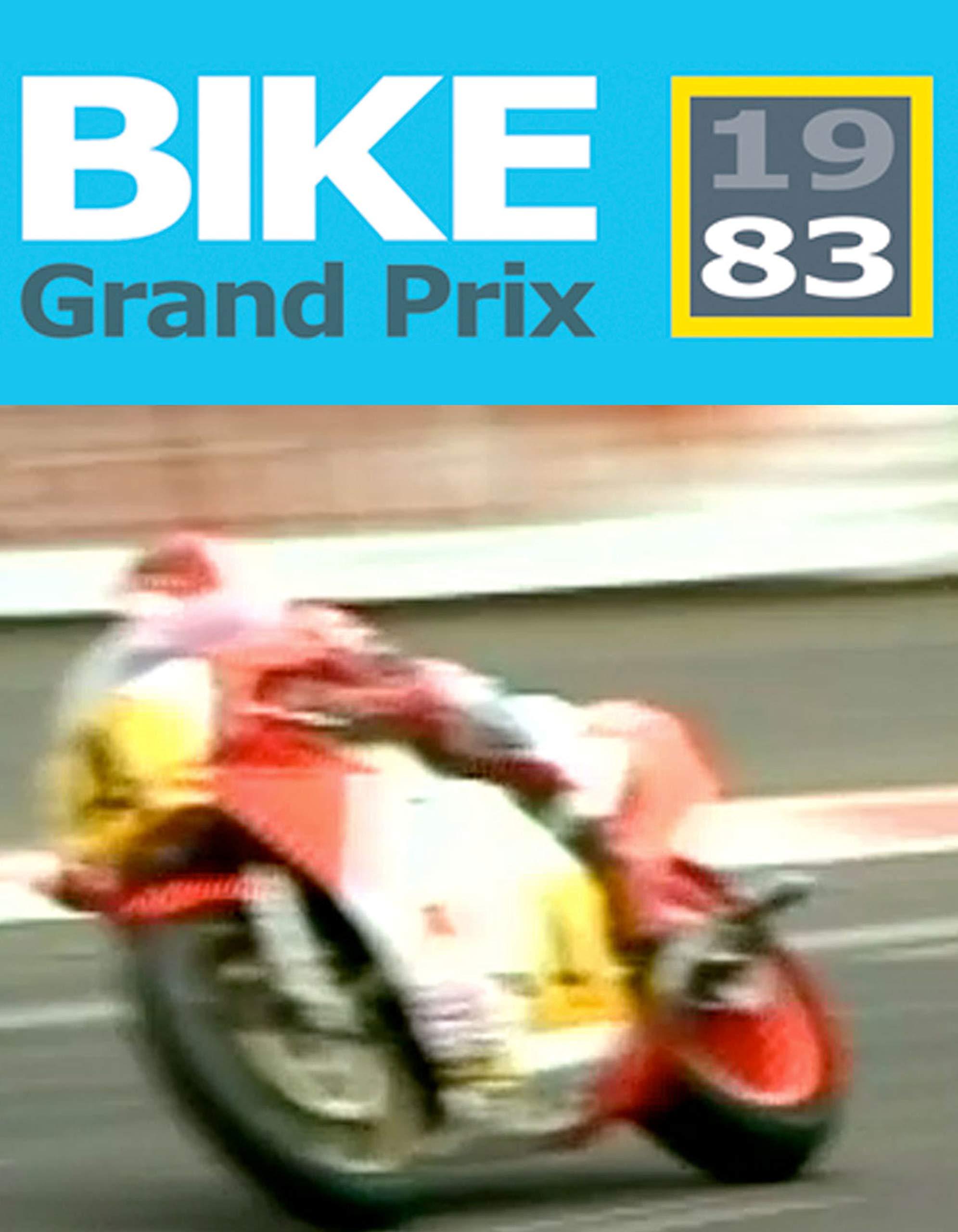 Silverstone 83 The British Motorcycle Grand Prix on Amazon Prime Video UK