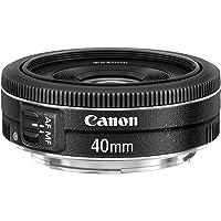 Canon EF 40mm f/2.8 STM Standard Lens (Black) - Refurbished