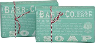 product image for Barr-Co Soap Shop Moisturizing Bar Soap - Two 6-ounce Bars (Marine)