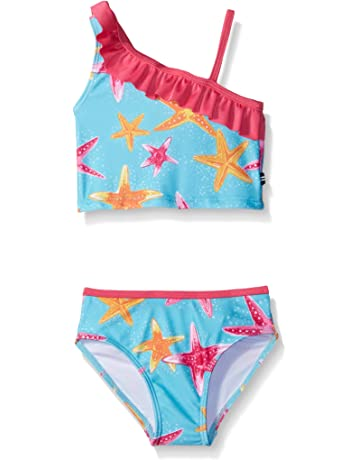 b8de7aed61fa9 Nautica Girls' Tankini Swim Suit