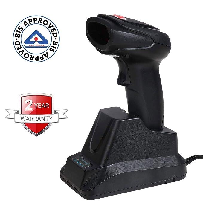 RETSOL 5066B 1D Handheld Wireless Bluetooth Barcode Scanner