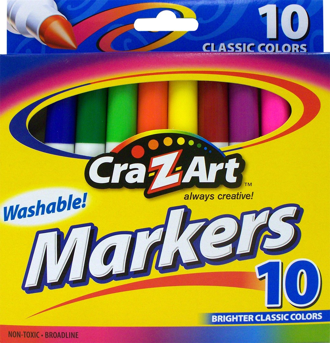 Box Of Markers