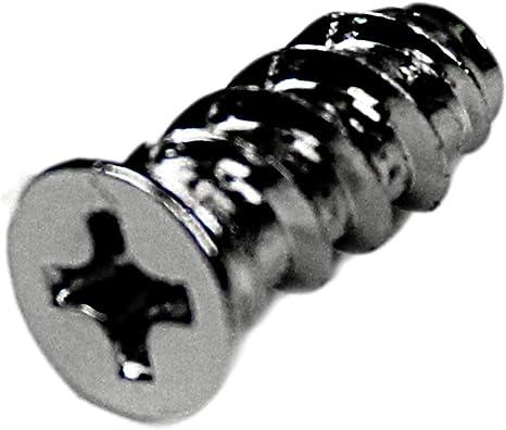 50-Silver case fan mounting screws