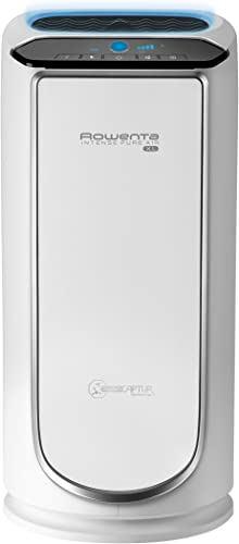 Rowenta 7211001960 PU6020U2 Air Purifier, 240 Sq Ft, White