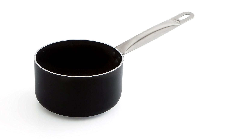 Quid Pro Chef - Cazo de acero inox 14 cm sin tapa, apto para horno e ...