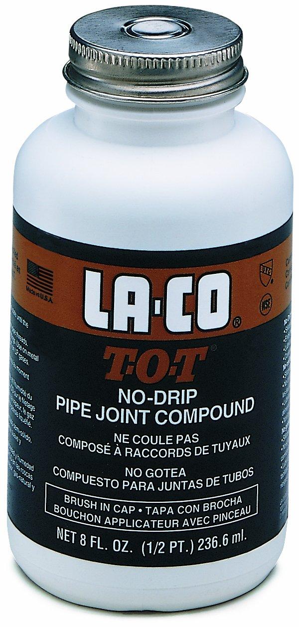 LA-CO T-O-T Pipe Thread Compound, 350 Degree F Temperature, 5lbs