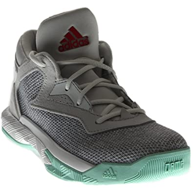 competitive price c902a 2f59b ... 1 eebd1 b837a best adidas kids unisex d lillard 2 c little kid light  solid grey solar 47644 ded68