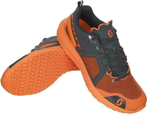 Scott Palani SPT - Zapatillas de running para hombre, color negro y naranja, Hombre, negro, naranja, 14: Amazon.es: Deportes y aire libre