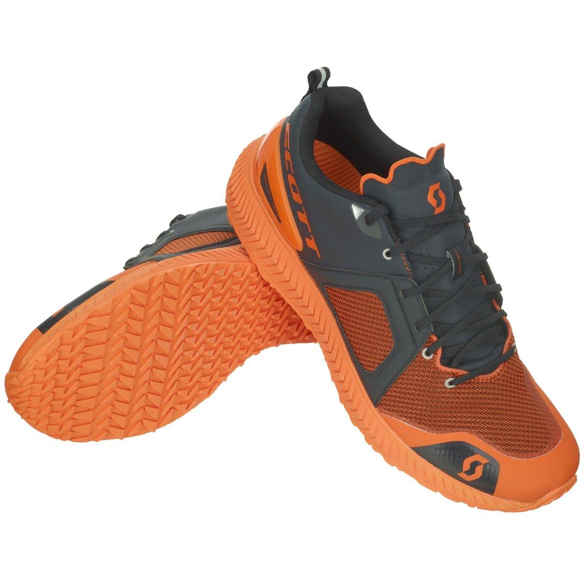 Scott Herren Laufschuhe schwarz Palani SPT schwarz Laufschuhe Orange 7 310a2d