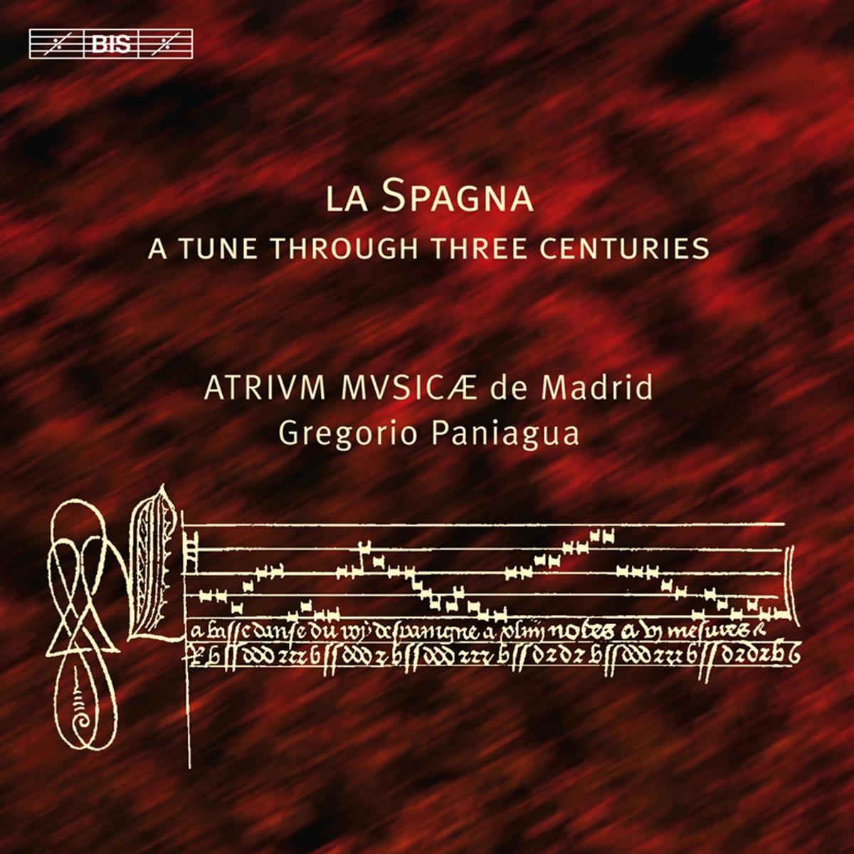 SACD : Gregorio Paniagua - Variations On A Spanish Theme - A Tune Through 3 (Hybrid SACD)