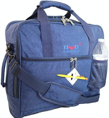 16 Personal item Under Seat Duffel for Allegiant Air Navy
