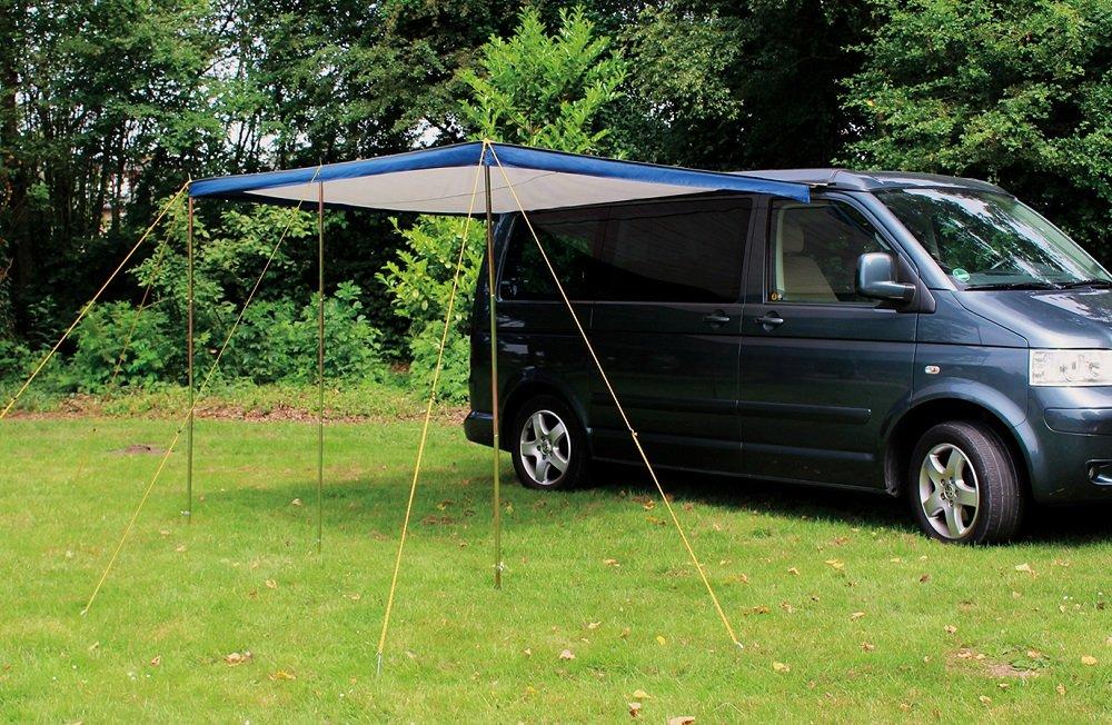 Sonnendach Fjord für Campingbus Busvorzelt z.B. VW T4 T5 300x240 cm Neuheit