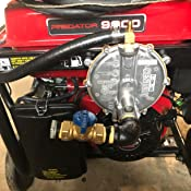 Predator 68530 (Gen-8750) Natural Gas / Propane Conversion Kit