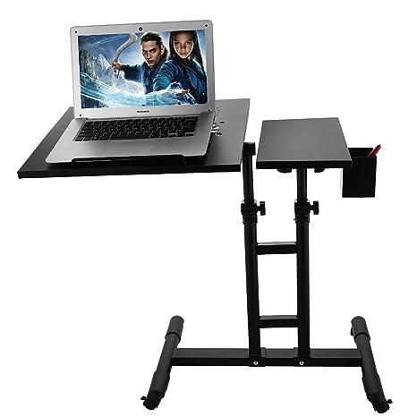 mewalker ajustable ordenador portátil escritorio portátil para carrito, soporte carro (US stock)