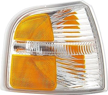 05-09 Mustang Turn Signal Lamp Light Blinker Assembly Driver Side Left LH