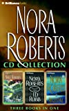 Nora Roberts CD Collection: River's End / Remember When / Angels Fall