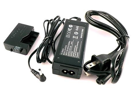 Amazon.com: tasar ACK-E5 Kit adaptador de alimentación de CA ...