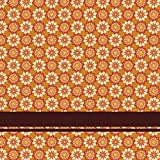 Home Comforts Floral Seamless Pattern Card Background Poster Print 24x 36 Print 24x 36