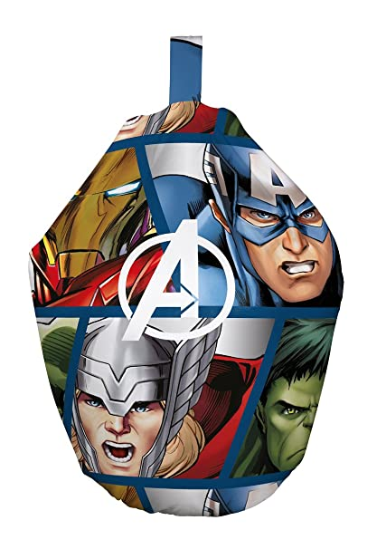 Wondrous Marvel Avengers Bean Bag Shield Gmtry Best Dining Table And Chair Ideas Images Gmtryco
