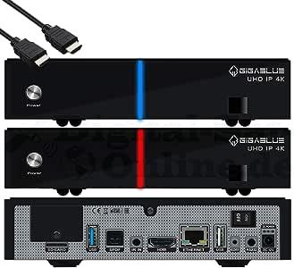 GigaBlue 4K UHD IP Box Multiroom Client: Amazon.es: Electrónica