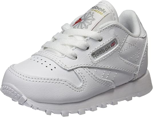 Reebok Classic Leather, Zapatillas de Trail Running Unisex Niños ...