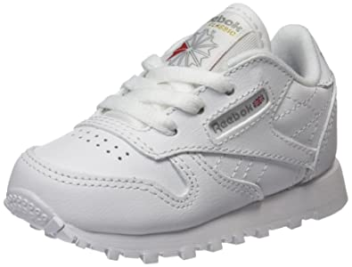 Reebok Classic Leather, Zapatillas de Trail Running Unisex Niños: Amazon.es: Zapatos y complementos