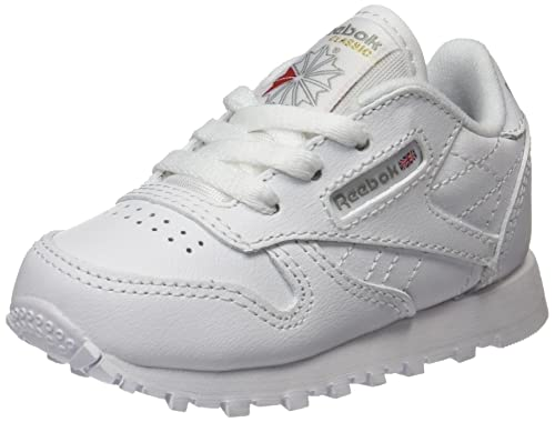 b0aaf83913b532 Reebok Boys  Classic Leather Gymnastics Shoes  Amazon.co.uk  Shoes ...