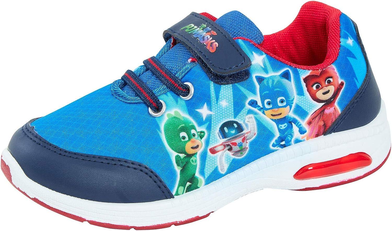 PJ MASKS - Zapatillas Deportivas para niños, Color Azul ...