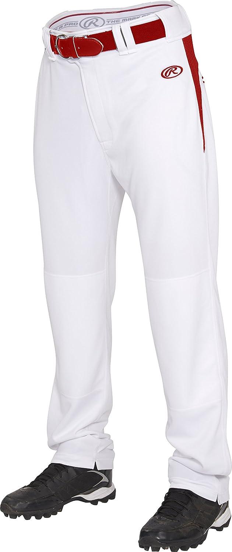 Rawlings Hombres de Semi-Relaxed Pantalones con Cintura Inserta