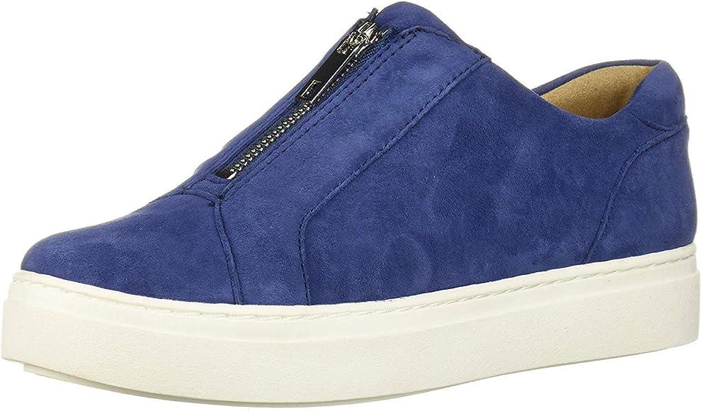 Cyan Sneaker, Blue Suede