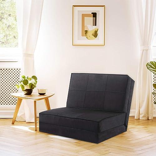 Giantex 5-Position Adjustable Convertible Flip Chair