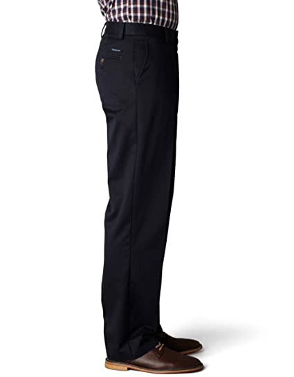 65078d67b960b Dockers Men's Classic Fit Signature Khaki Pants D3 at Amazon Men's Clothing  store:
