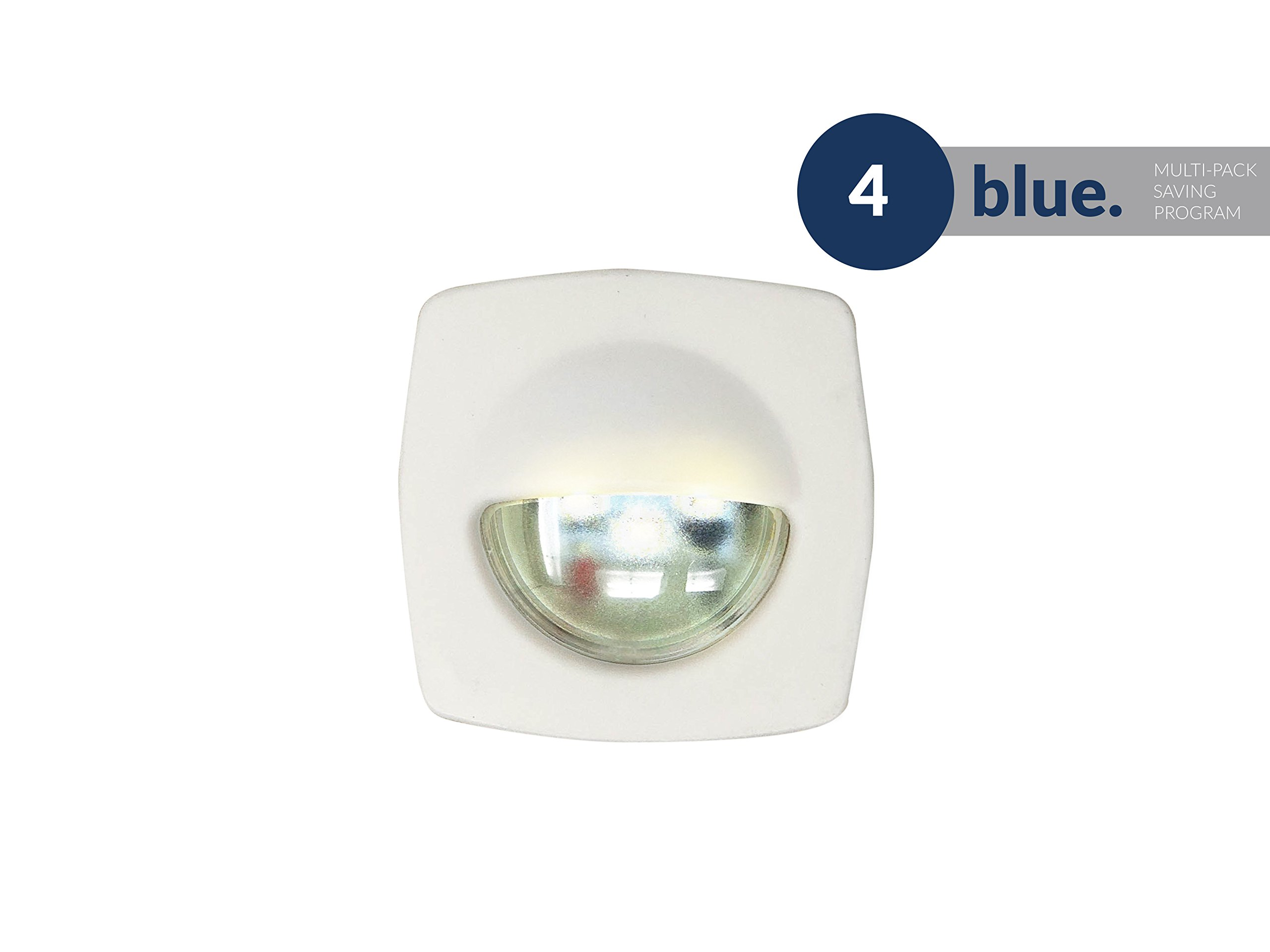 Five Oceans Cool White LED Companion Way Light, 4 Pack - BC 3994