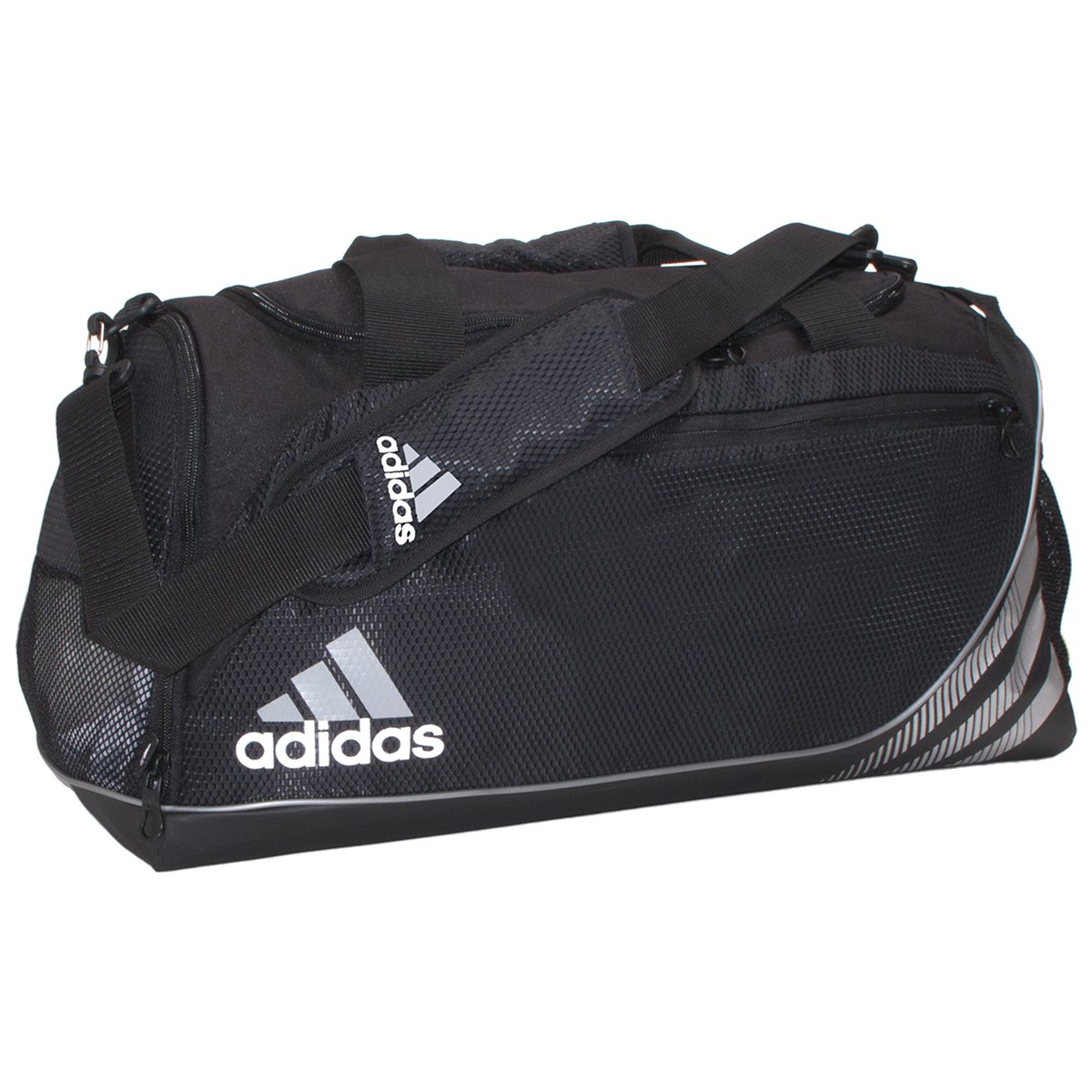 894c73e8d3 Amazon.com  adidas Team Speed Medium Duffel Bag