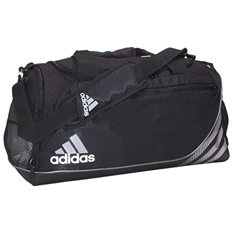 894c73e8d3 Amazon.com  adidas Team Speed Medium Duffel Bag