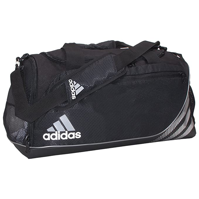 Amazon.com  adidas Team Speed Medium Duffel Bag 3b939166a6f4b