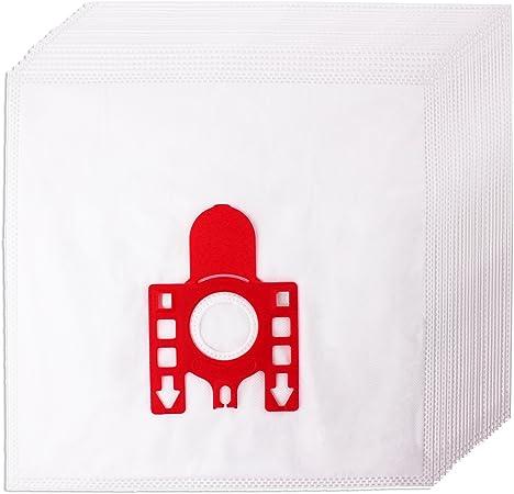 Lot de 10 sacs pour aspirateur MIELE S5211 comaptible Aspirateur Micro Fibre des sacs à poussière