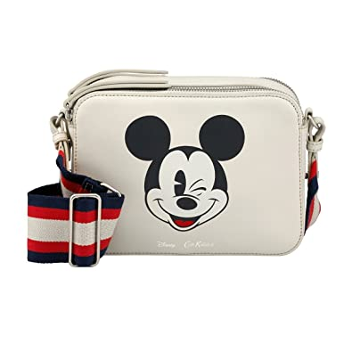 92442d1f927 Cath Kidston x Disney limited edition Mickey mouse leather lozenge ...