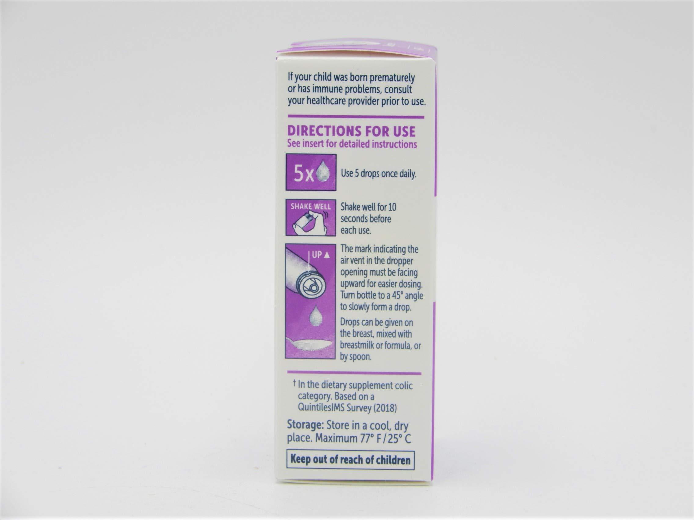 Gerber Soothe Colic Drops Probiotic Supplement - .34 oz by Gerber
