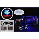 Automaze Ghost Shadow Light For Maruti Suzuki Cars | Door Welcome Light | Car Logo LED | Door Projector LED
