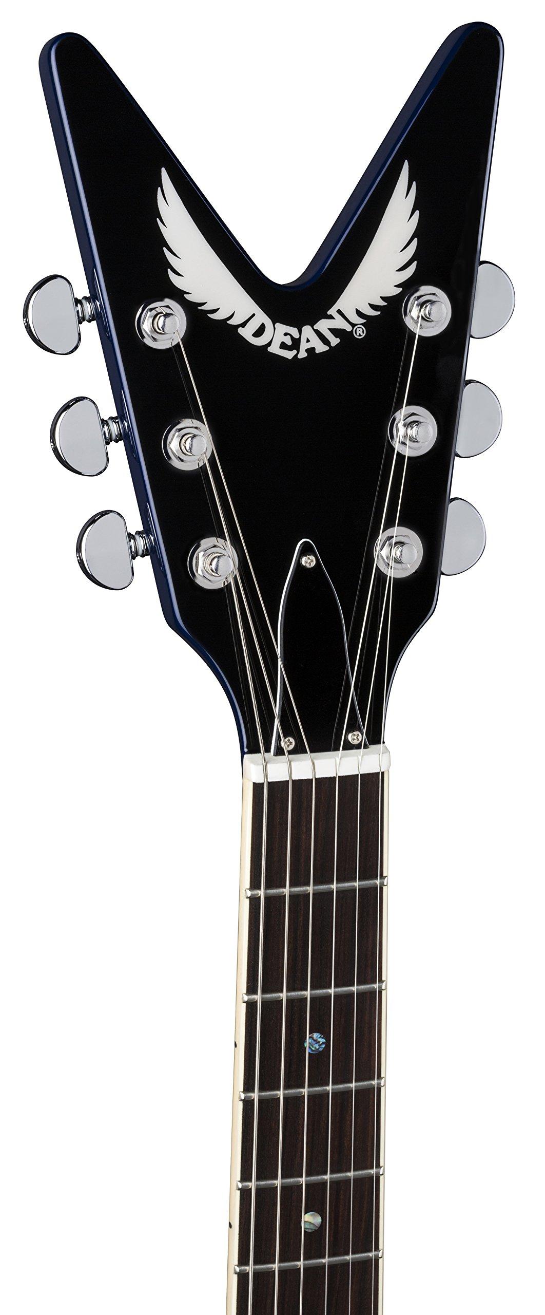 dean z 79 electric guitar blue burst guitar affinity. Black Bedroom Furniture Sets. Home Design Ideas