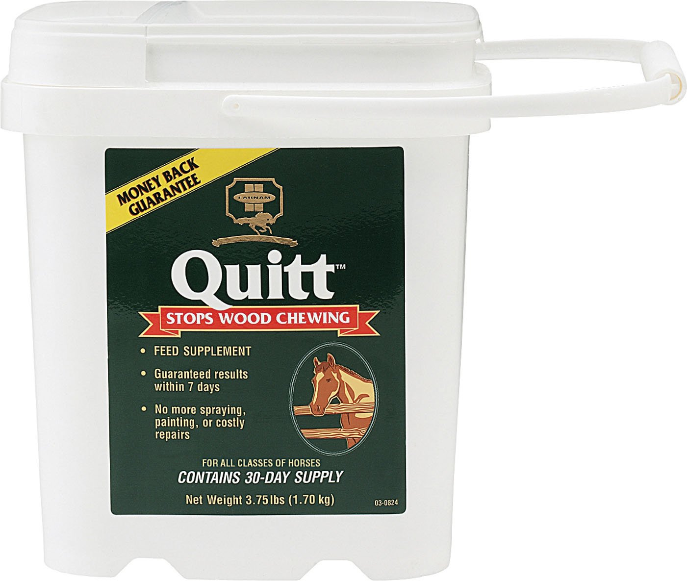 Farnam Quitt Wood Chewing Supplement, 3.75 lb