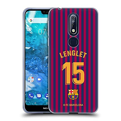 Amazon.com: Official FC Barcelona Clément Lenglet 2018/19 ...