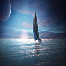 Sailing alone around the world: A voyage beyond imagination (English Edition)